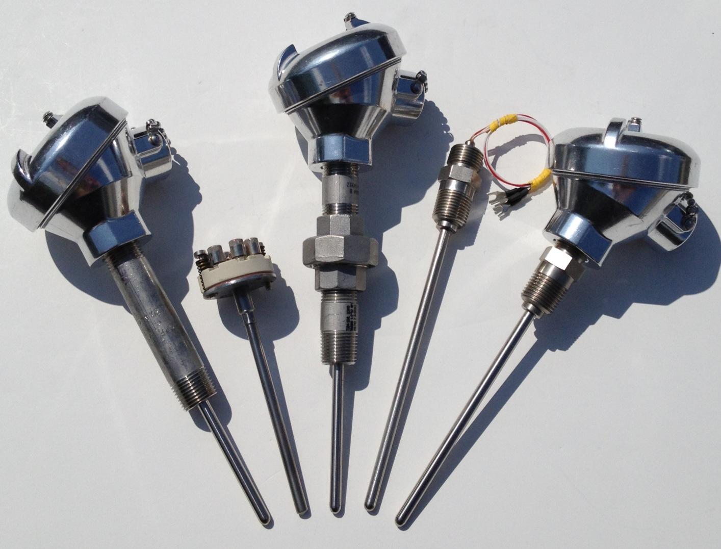 High Temperature Vibration Resistant RTD Sensor