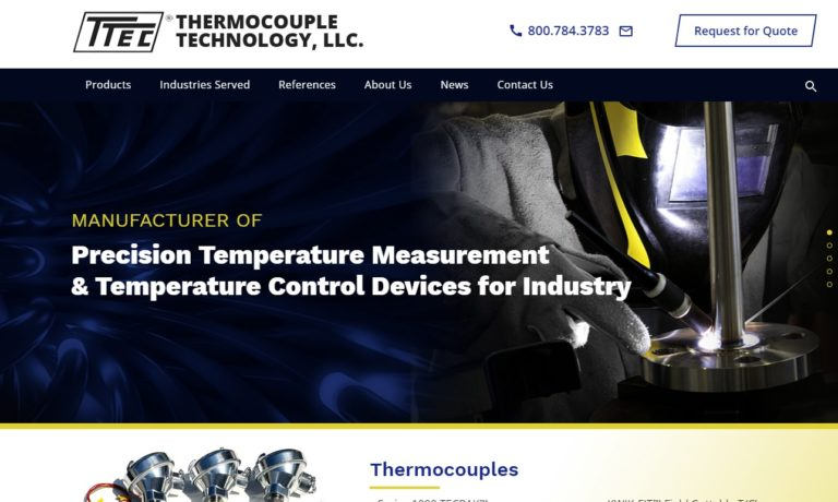 Thermocouple Technology, LLC